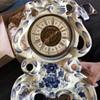 Delft Blue Jema Holland 436 Clock
