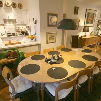 Hans Wegner Dining table