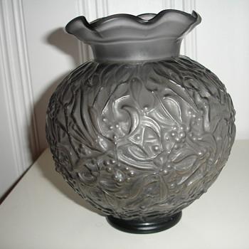 French Vase (?) - Art Glass