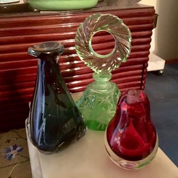 Perfume bottles - Bottles