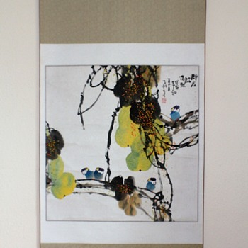 Chinese painting by ?