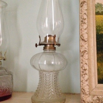 My Oil Lamps - Lamps