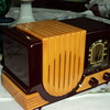 A very collectable catlin radio
