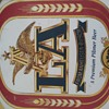 "LA "" Low Alcohol "" Beer Sign"