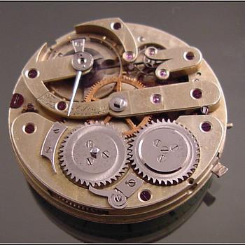 Unkown Swiss Pocket Watch Movement