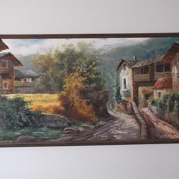 J. Castells Marti painting - Fine Art