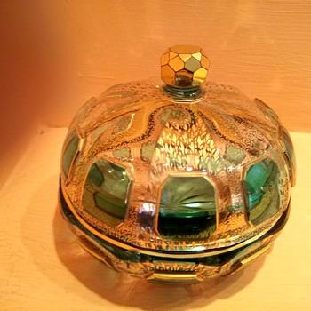 Franz Heide - Böhmisch Kamnitz  - Art Glass