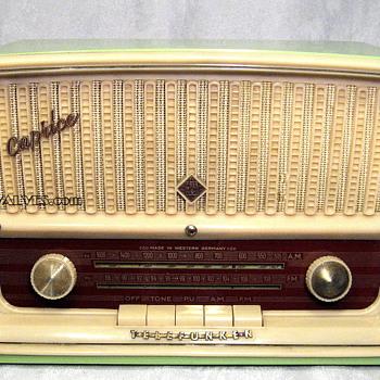 TELEFUNKEN 5051W Caprice Valve Radio - Radios