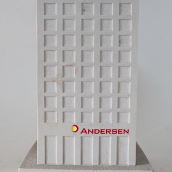 Arthur Andersen Model, Philadelphia, PA - Tools and Hardware