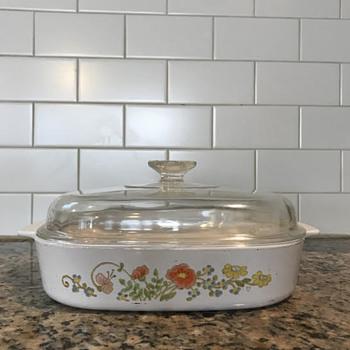 Corning ware pattern question - Glassware