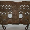 12th-14th c.(estimated)carved wooden object