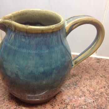 Studio jug  - Pottery