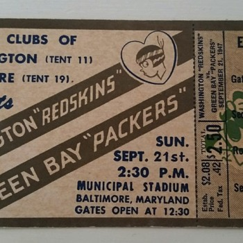 Need info on old ticket