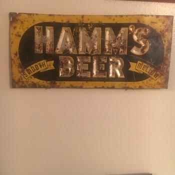 Hamms 1940s TOC - Breweriana