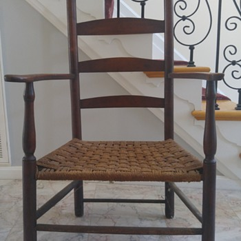 New Hampshire shaker chair