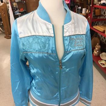 Vintage Playboy Track Jacket? - Womens Clothing
