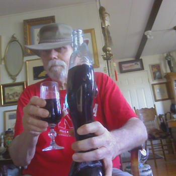 In honor of SHARK WEEK!!!  Shark Blood Bottle!!! - Bottles