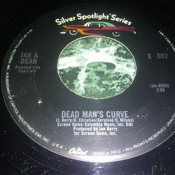 Jan And Dean...On 45 RPM Vinyl - Records