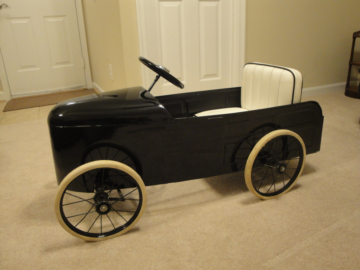 Old Pedal Car (1930s?)   Collectors Weekly
