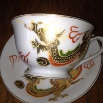 Golden Dragon - China and Dinnerware