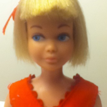 1960s Skipper Doll - Dolls