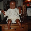 1970's Black Baby Doll...Uneeda Doll Co. Inc.
