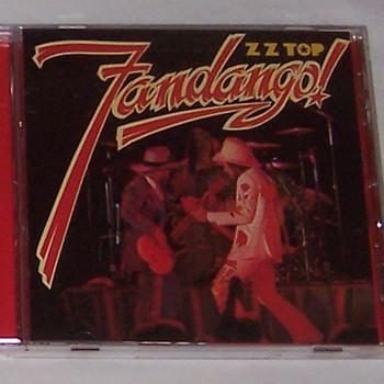 Z.Z. Top Fandango! - Records