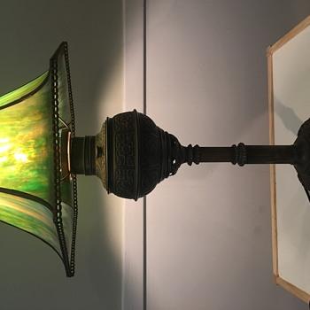 Handel Lamp