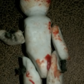 Unidentified miniature doll - Dolls