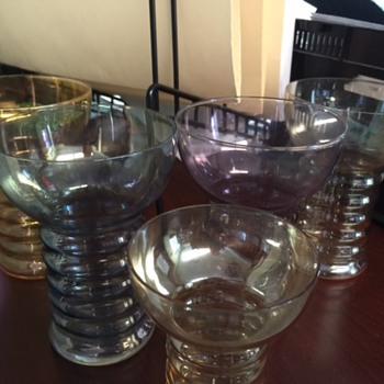 My Grandma's Glasses - Glassware
