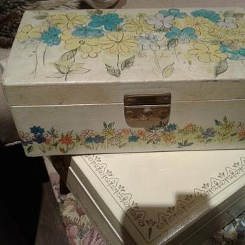 G grandma's Jewelery box - Fine Jewelry