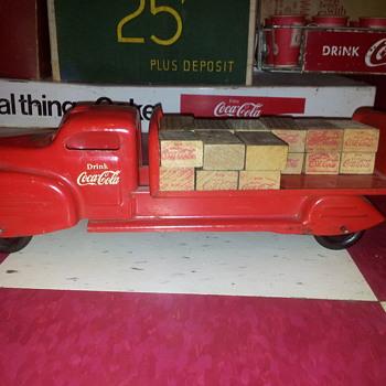 Lincoln Coke Truck