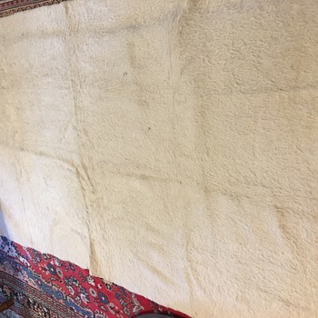 What kind of antique textile is this?