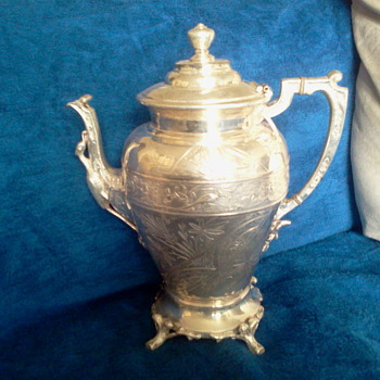 Coffee pot ??? - Silver