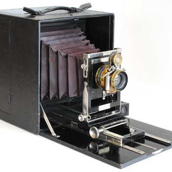 Anthony Marlborough Camera, c.1898 - Cameras