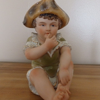 Is it Capodimonte? Date of manufacture? - Figurines