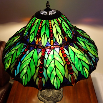 Lovely Tiffany reproduction - Lamps