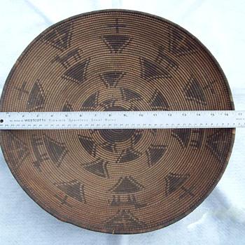 Apache Indian  Basket - Native American