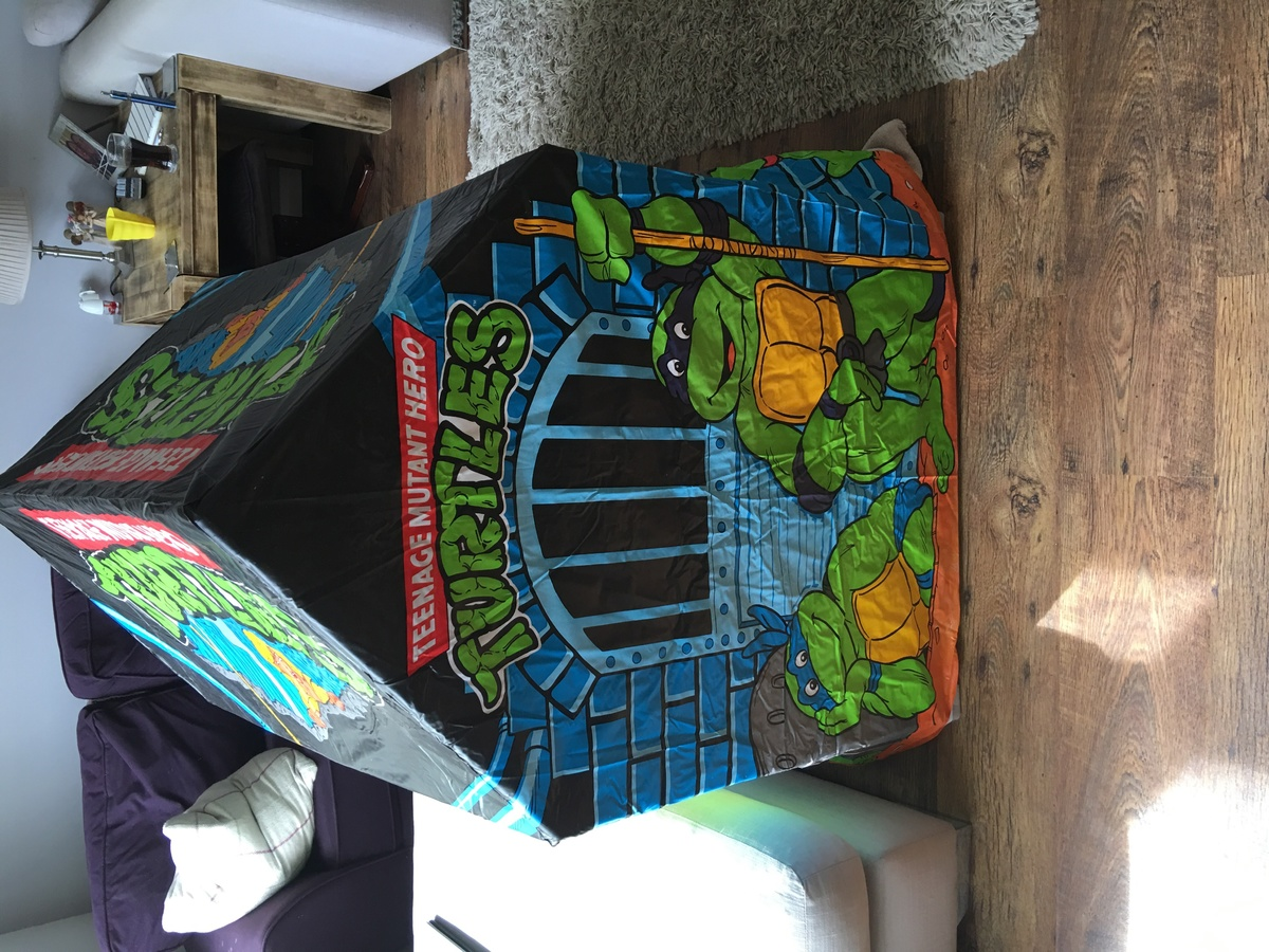 & Teenage mutant ninja turtles play tent 1990 | Collectors Weekly
