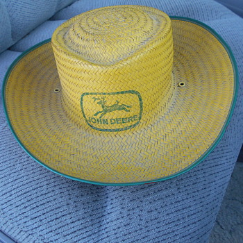 Garage sale find! - Hats