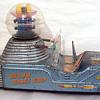 Nomura Vintage Space Moon Car