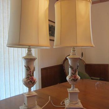 my bedroom lamps