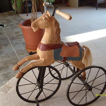 Old 3 Wheeler (kids) Bike - Sporting Goods