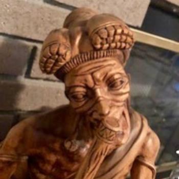 Wood carving - Figurines