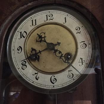 French  Vienna regulator  clock - Clocks