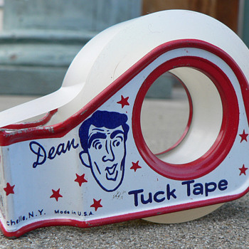 Tuck Tape Dispenser Dean Martin & Jerry Lewis theme - Office
