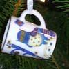 Taika iittala Christmas Ornaments (mini mugs)