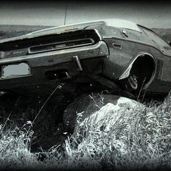 1971 - DODGE CHALLENGER CAR ( ummm....Accident ) - Classic Cars