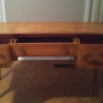 Antique writing desk - Furniture