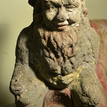 Another Great Old Garden Gnome